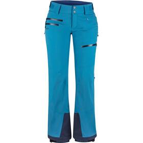 Marmot Cirel Broek Dames, blauw
